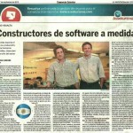 la nacion - custom software builder