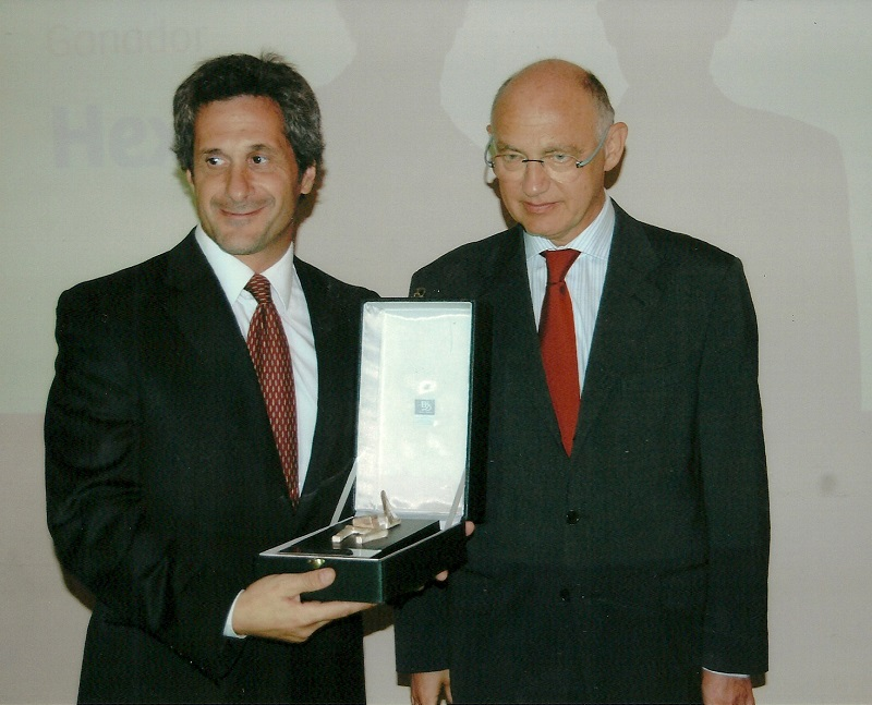 Hexacta awarded for being a services exporter in Argentina