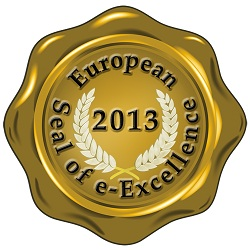 Hexacta won the European Seal of e-Excellence award