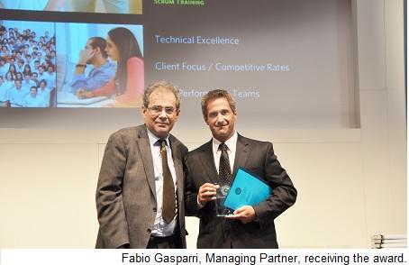 Hexacta was awarded the European Seal of e-Excellence