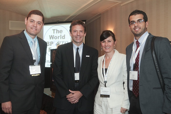 Argentina was represented by Hexacta at the World BPO/ITO Forum