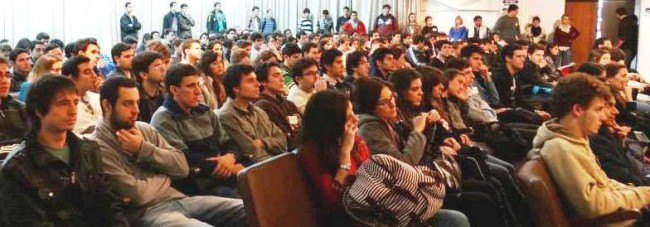 Hexacta in the National Congress of Engineering Students