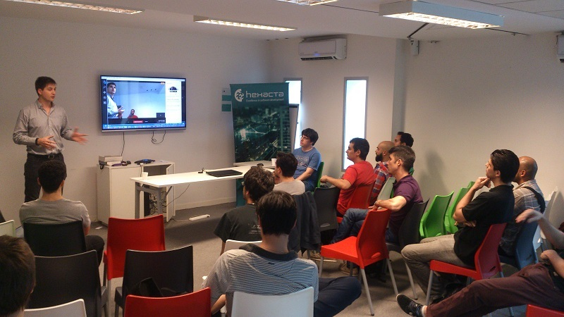 GEMA Project: introducing students to the real working environment