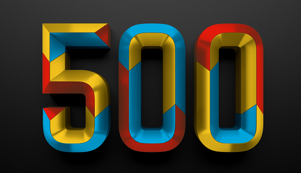 500 leading Software Companies