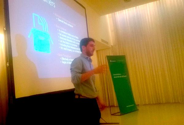 Microsoft Azure Hexacta's talk