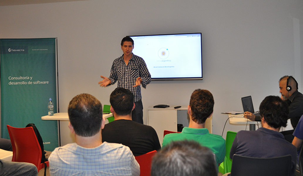 introduction on software engineering dictated by one of our Latin American software developers.