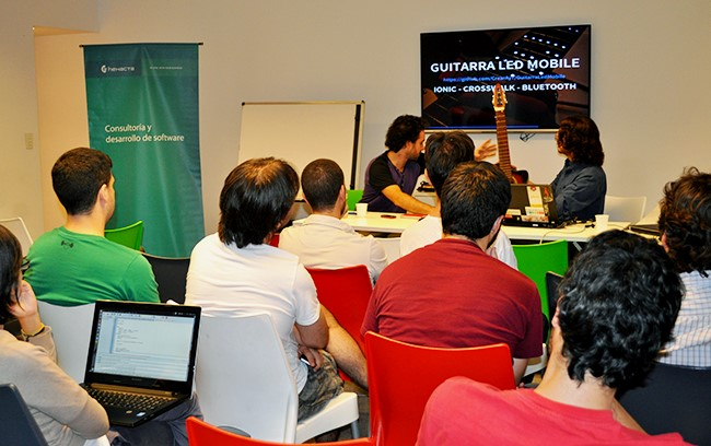 AngularJS implementations Hexacta meeting
