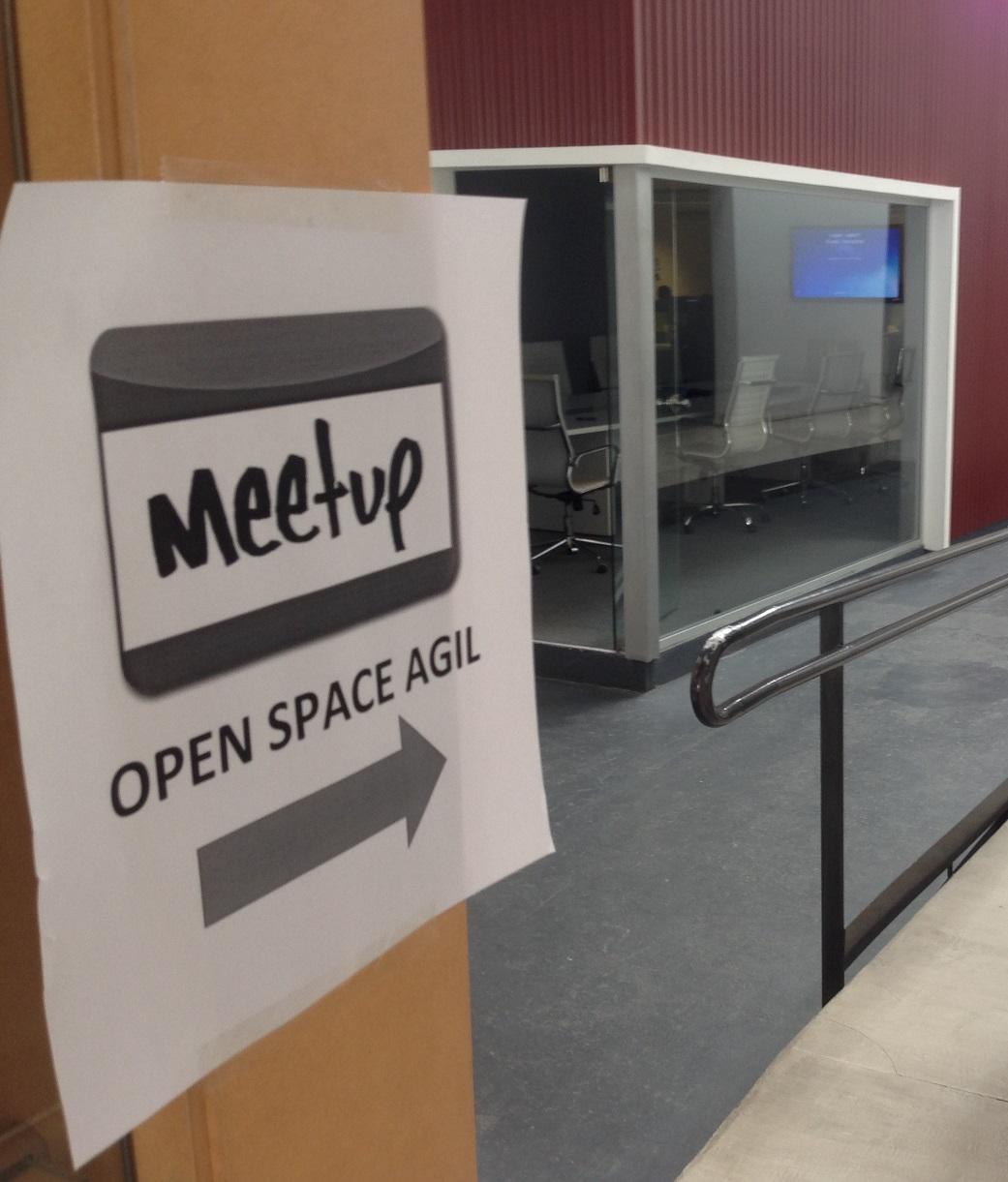 open space agile Hexacta