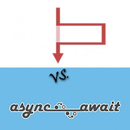 Task.Run vs async await