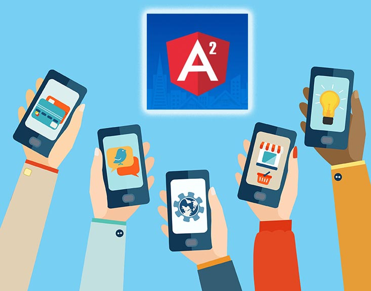 Angular 2 hybrid mobile apps