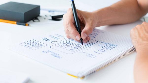 UX design custom development software