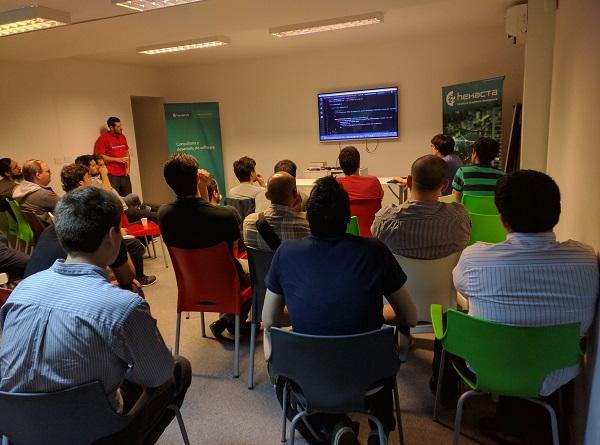 meetup angular and typescript