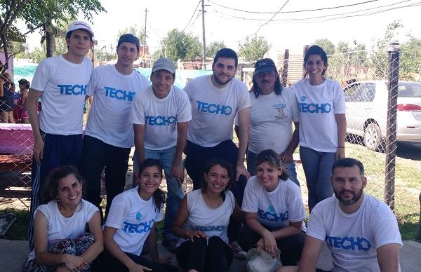 techo hexacta volunteers