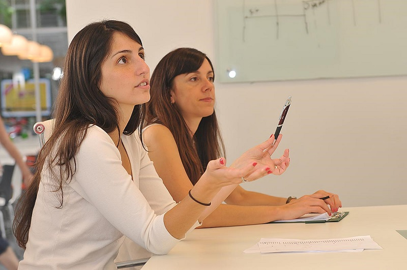 Role of women in software development Hexacta