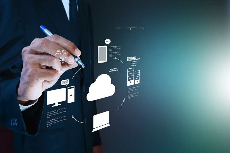 PaaS and IaaS Cloud Computing Hexacta