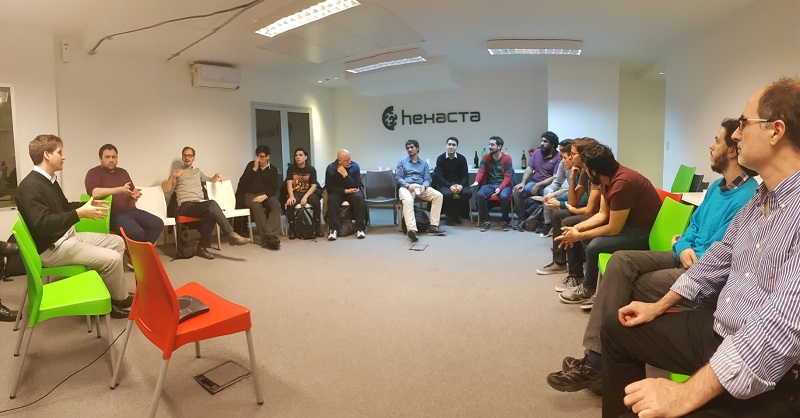 Agile Open Space was held at Hexacta's headquarters