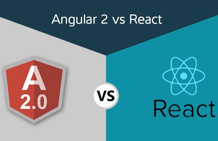 Angular2-vs-React