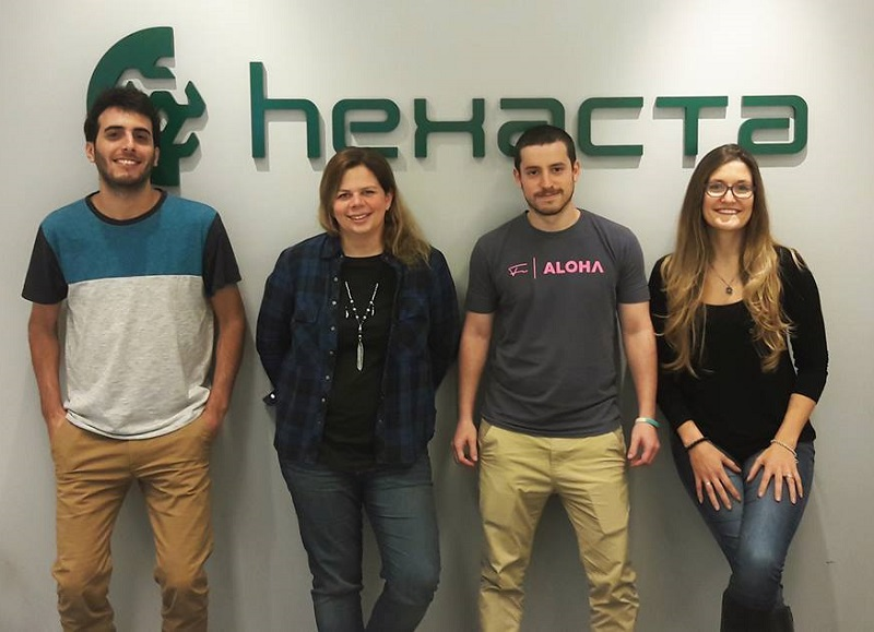 Methodolgy team at Hexacta