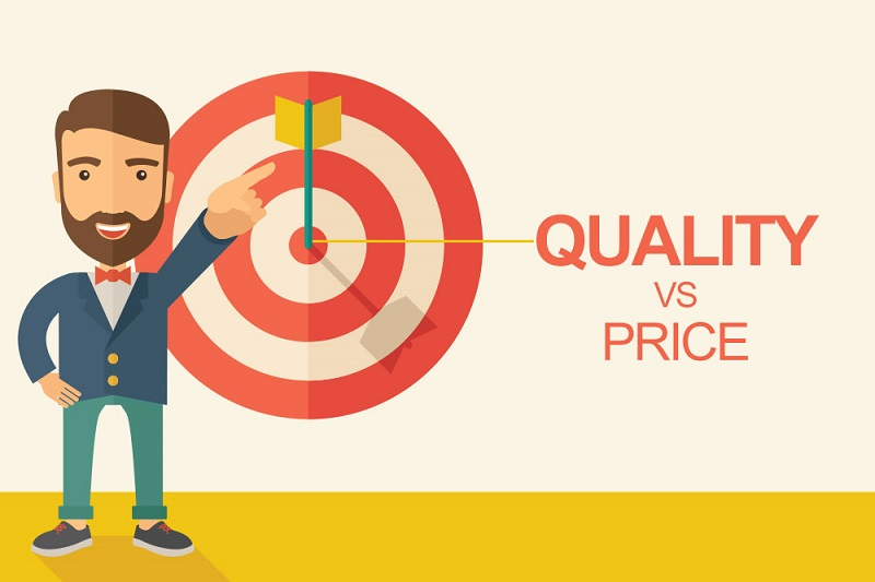 Software Quality or Price
