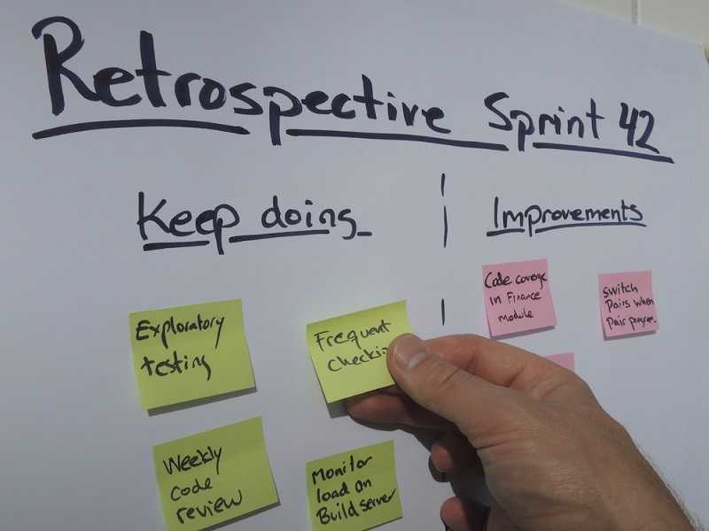 The Scrum meeting: how to succeed in a Sprint Retrospective