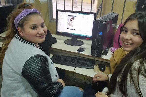"""Hexacta's second year contributing to the """"Chicas Programadoras"""" club"""
