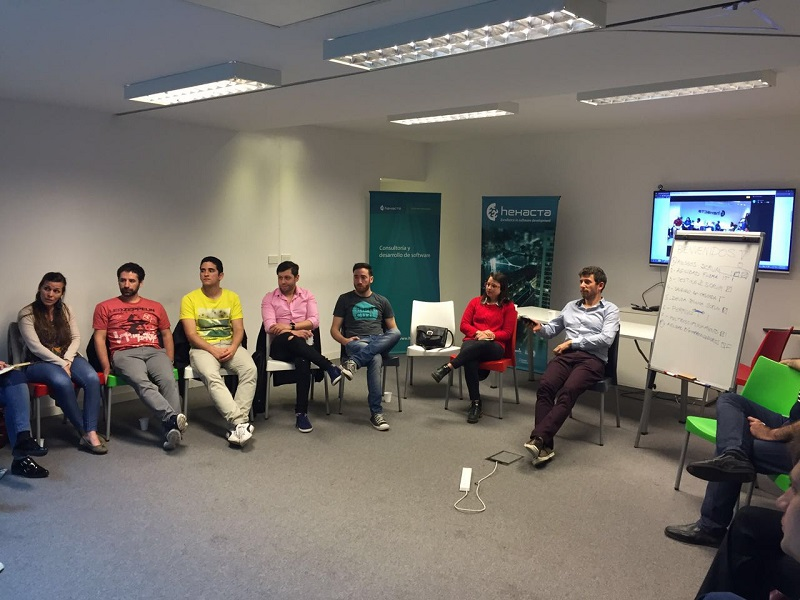 Third Agile Open Space of the year at Hexacta's offices