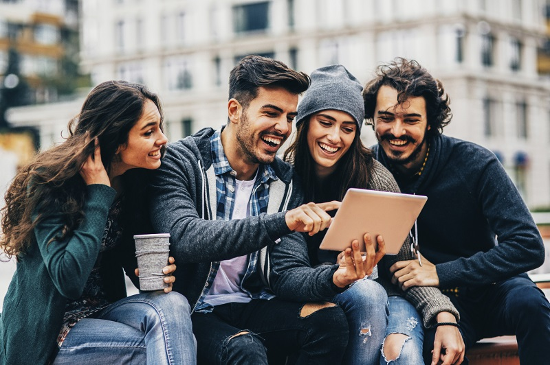 Millennials: Embracing the generational change