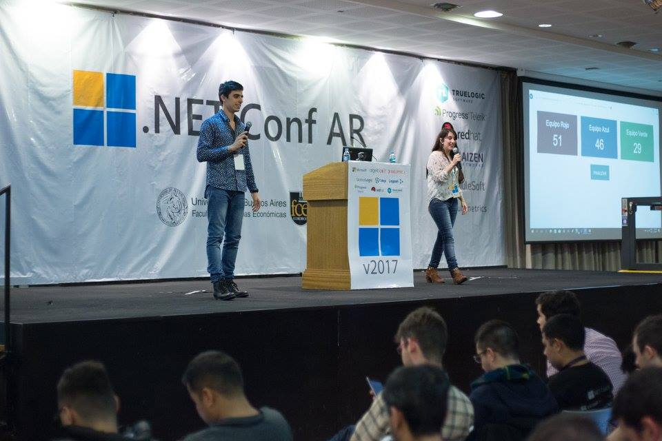 Hexacta joins .NET Conf AR, the biggest dev conference in Latin America