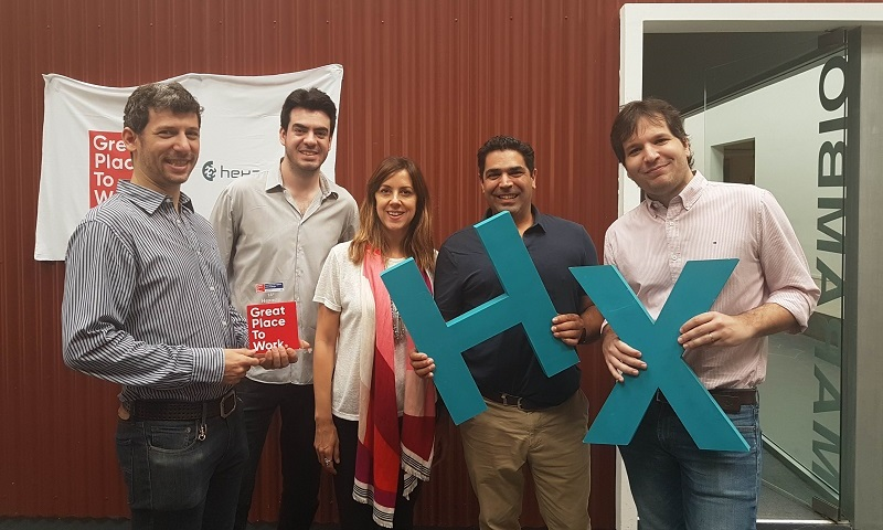 Hexacta, a great place to work in Argentina