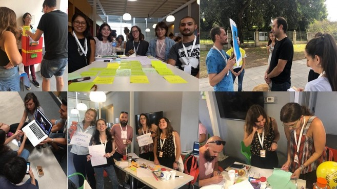 100 people created and innovated at the Buenos Aires Service Jam 2019