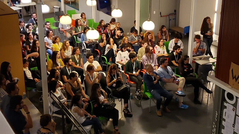 Buenos Aires Service Jam 2019: working for experimentation and innovation