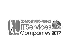 CIO Review 20 most promising 2017