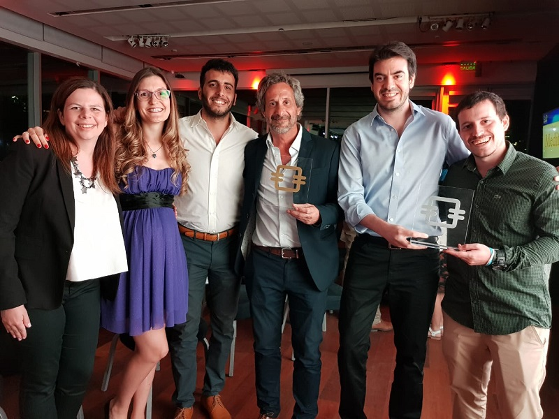 Hexacta ends 2019 winning the most prestigious award in the IT industry in Argentina