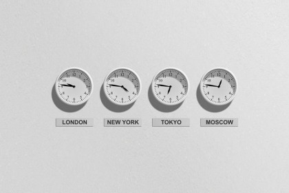 The perks of time zone differences and how to get the most out of them
