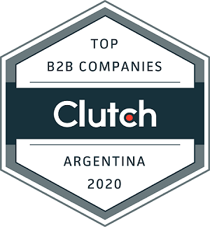 Hexacta Awarded as Top B2B Company in Argentina by Clutch