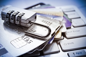 Many credit cards over a keyword