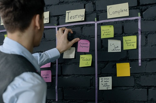 WHITE PAPER A Beginner's Guide to Scrum in Agile Projects